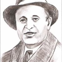 Портрет Португалова В.В.( рисунок Фентяжева)