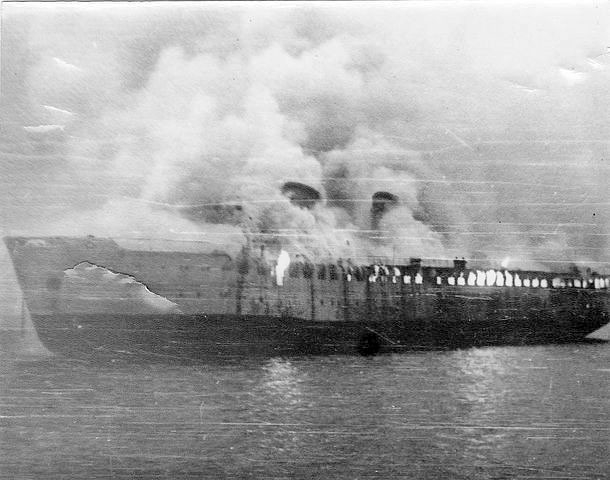 Пожар на ПКЗ-62 «Бирюса». Декабрь 1980 года.