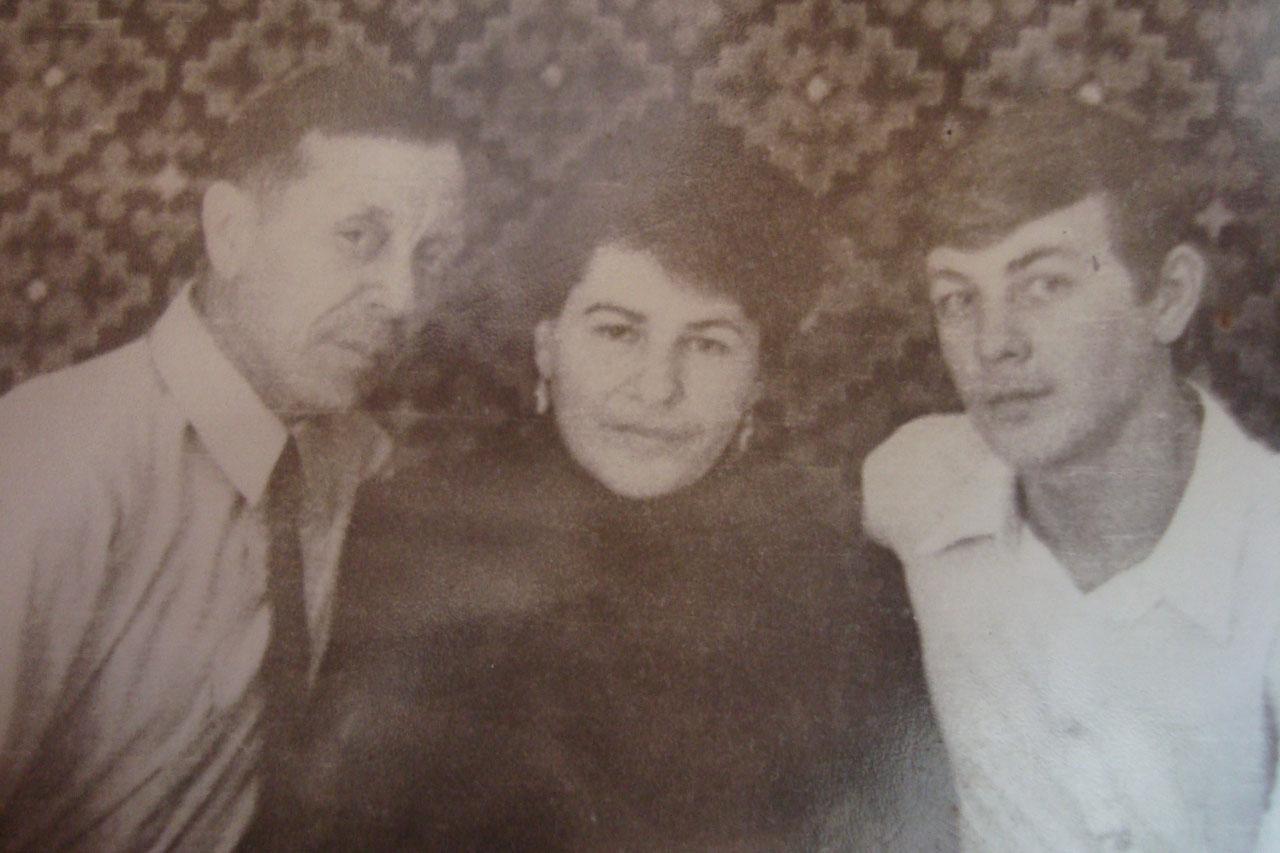 Семья Погожельских.