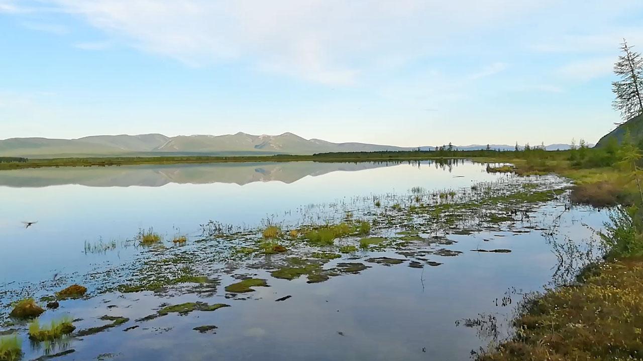 Озеро Майорыч.