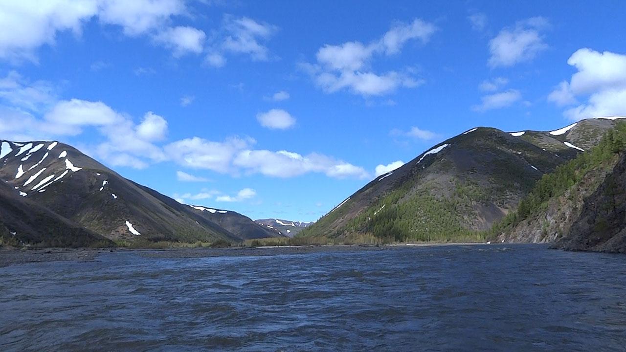 Река Армань.