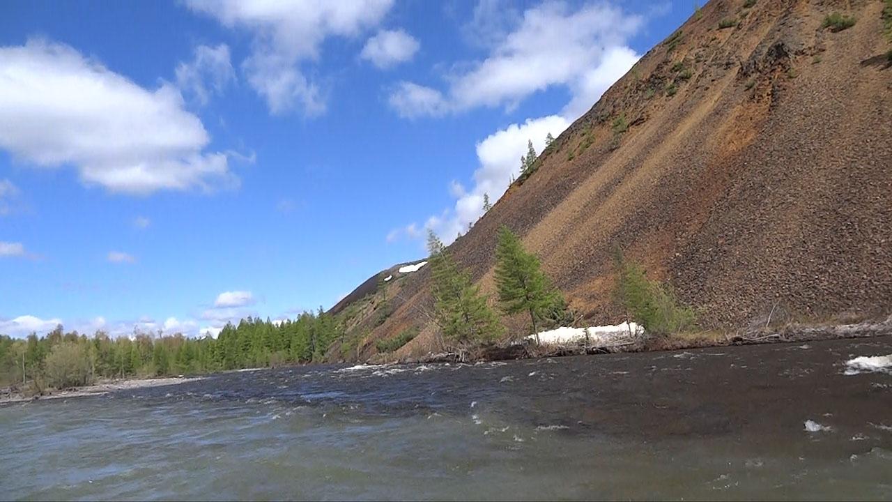 Слияние рек Армань и Иганджи (Игандя).