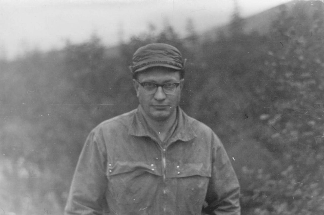 Михайлов Н.Г.. Автор фото.