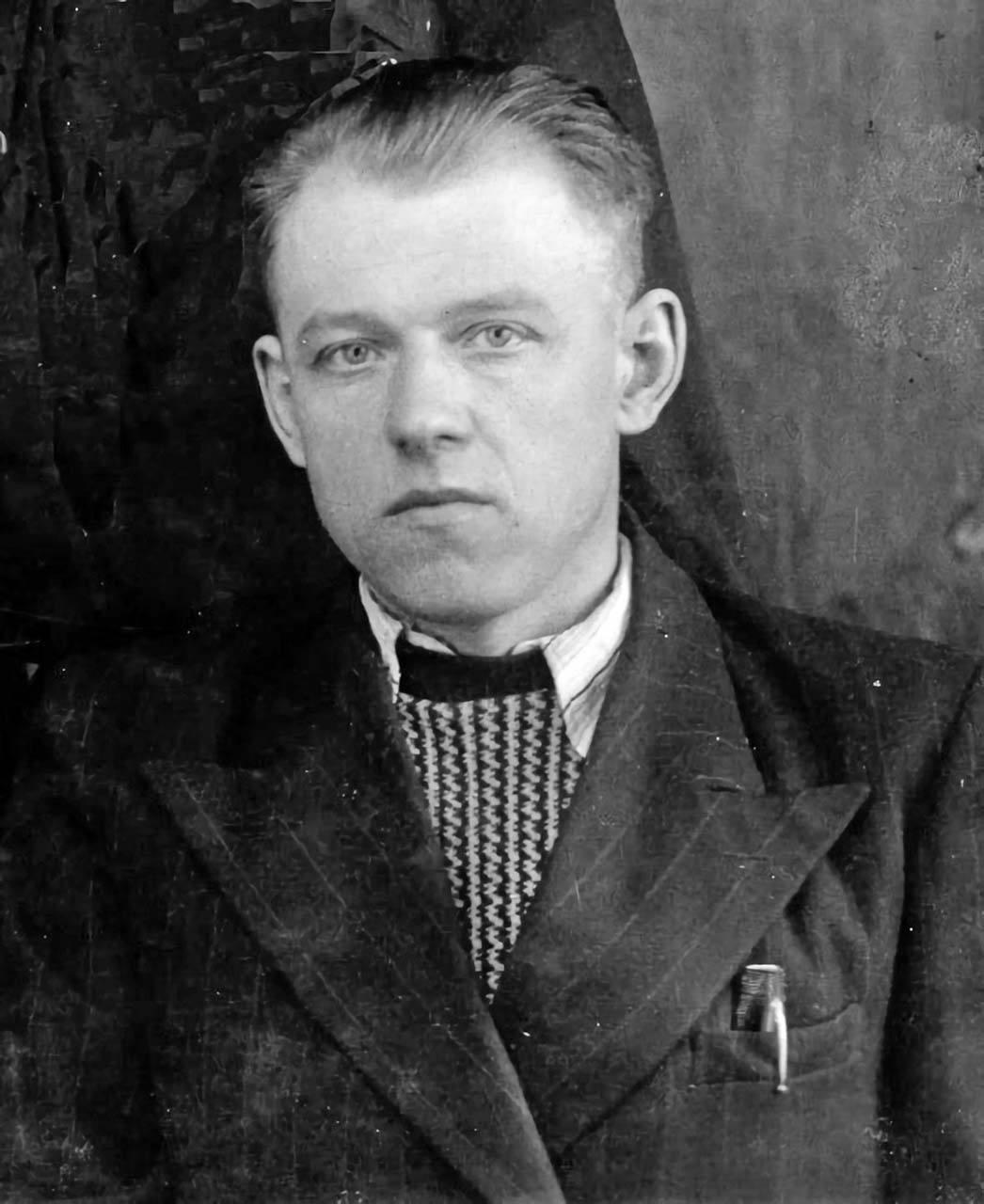 Дмитрия Ефимовича Устинов, прииск «Штурмовой». 1950 год.