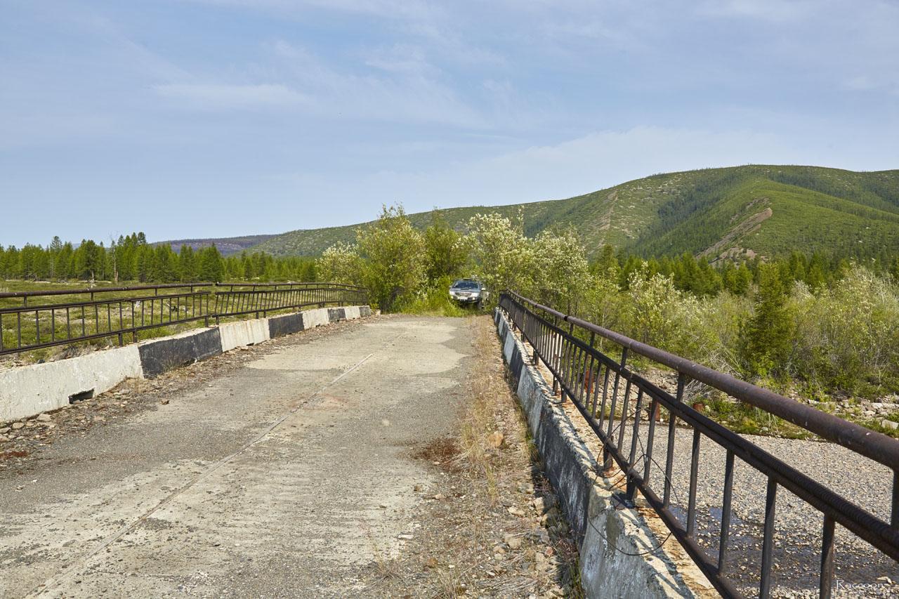 Очередной мост.