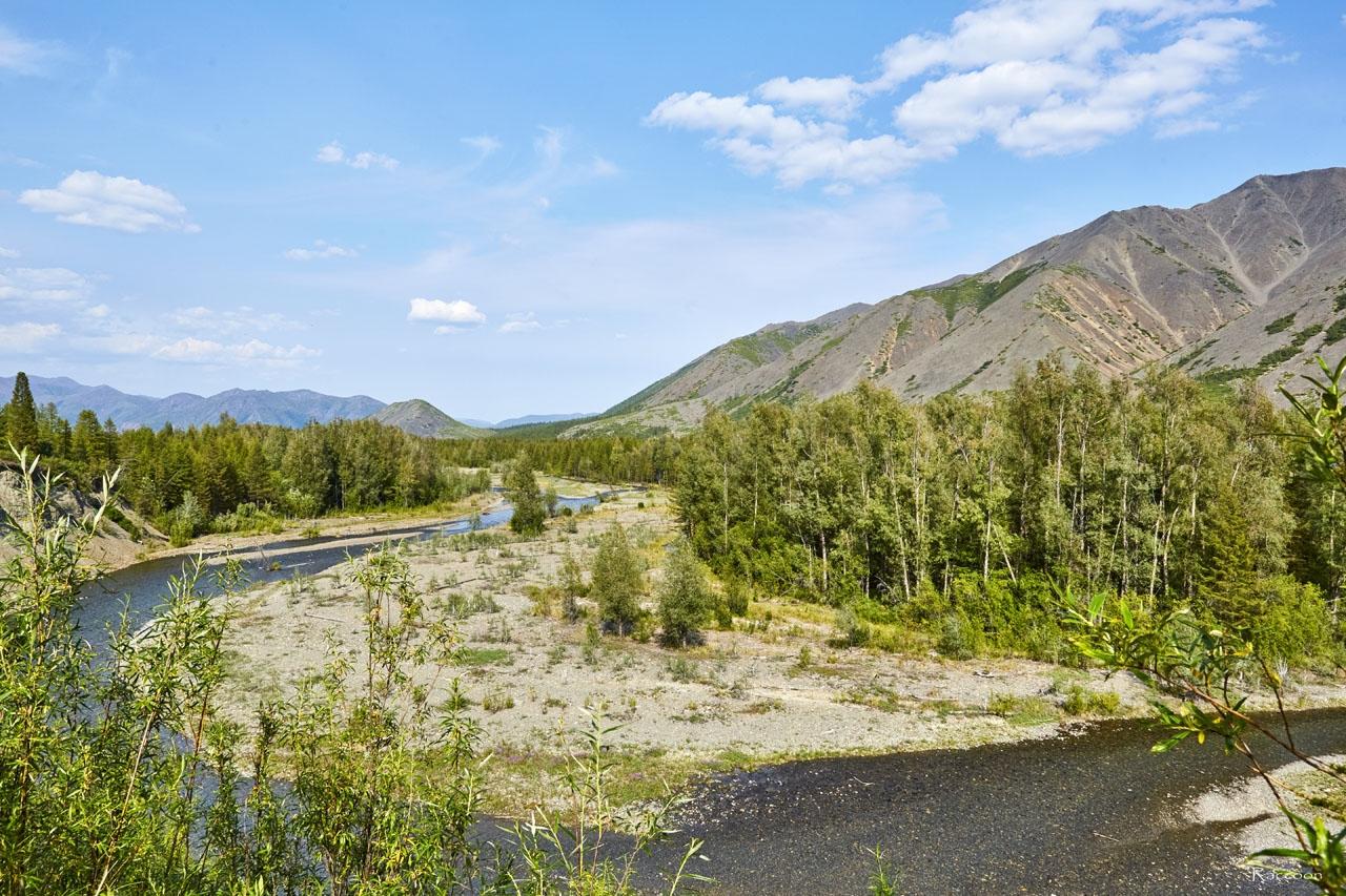 Река Хениканджа.