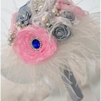 Букет для невесты. Коллекция - Снежная