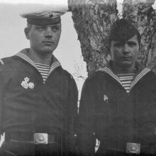 Члены экипажа С-140.