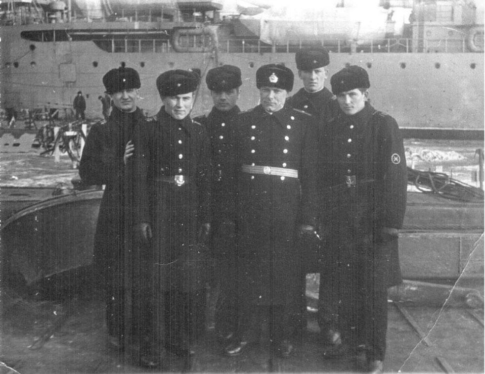 171 бригада лодок магадан