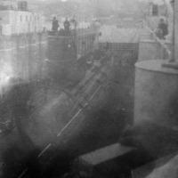 С-176 в доке поселка Завойко на Камчатке.