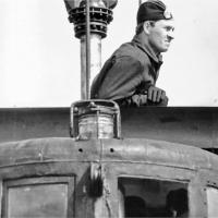 Начальник медслужбы С-176 капитан Демченко Владимир Васильевич. Магадан, лето 1983 г.