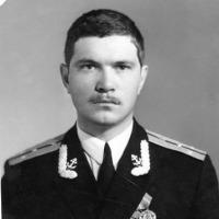 Командир БЧ-5, капитан-лейтенант Попов Александр (на фото ещё старший лейтенант