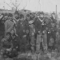 Экипаж С-220. Марчеканская сопка. Магадан. 1982 год