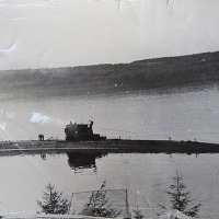 С-220. Советская Гавань. Вышли из дока, переход в Магадан.