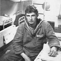 С-224. 1968 год. Магадан.
