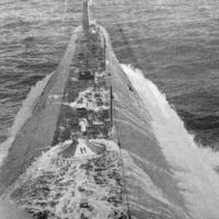 С-286 в море.