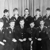 Экипаж С-286. Призыв 1980-1983 годов.