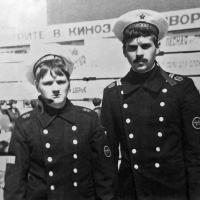 Экипаж С-286. Богданов и Балаклейский.