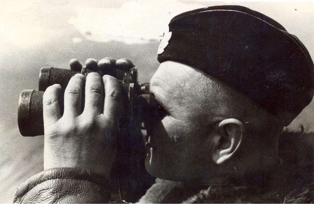 Тихий океан 1965 год. Боевая служба. Командир ПЛ С-288, капитан 2 ранга Щербавских В.П.