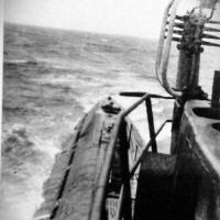 С-359 в проливе Екатерины.