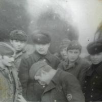 С-365. Экипаж. 1972 год.