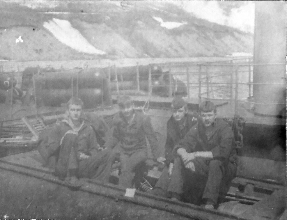 С-365. Бухта Бечевская. 31 мая 1984 года