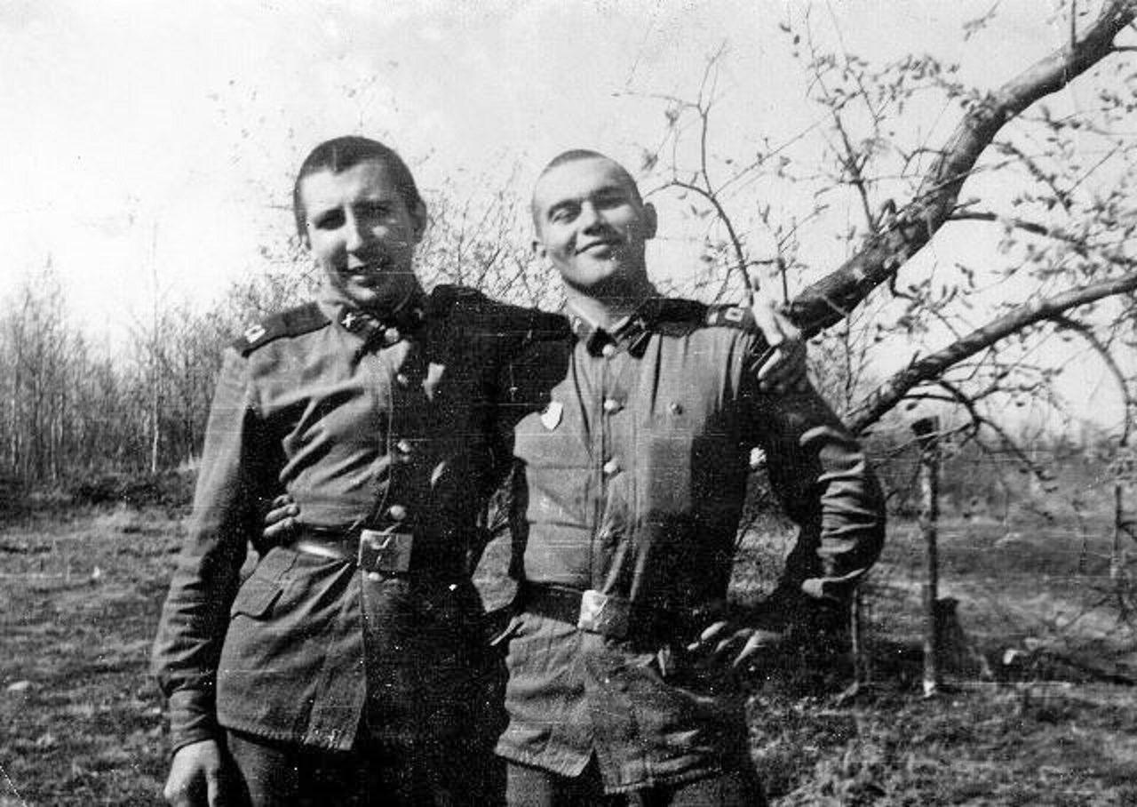 Виктор Садилов и Владимир Фёдотов.