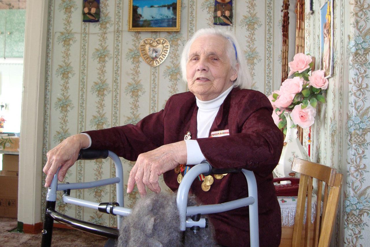Самойлова Татьяна Моисеевна.