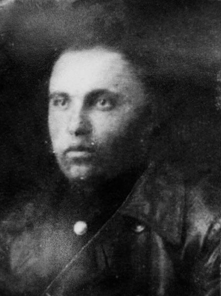 Капитан парохода «Выборг» Плотников П.М.