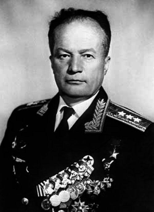 Николай Петрович Каманин.