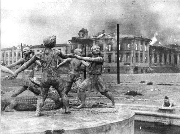 Пожары на Привокзальной площади.