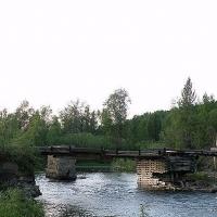 Аннушка. Мост через Становую...
