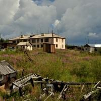 Поселок Ударник. 2010 год.