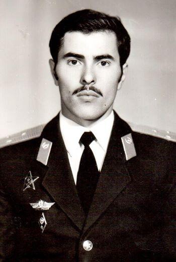 Руфет Талыбов.