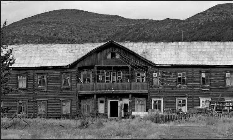 Поселок Транспортный. 2010