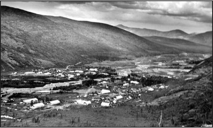 Поселок им. В. Белова. 70-е годы ХХ века