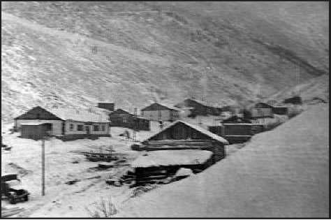 Поселок Рудный. 70-е годы ХХ века