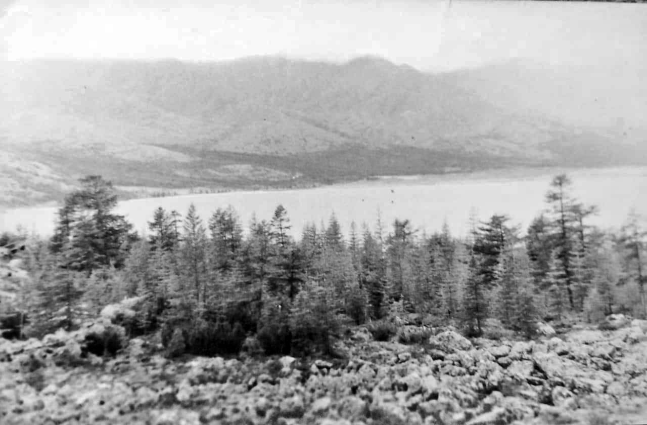 Озеро Эльгенья. Фрагмент. Фото из архива Валерия Мусиенко.