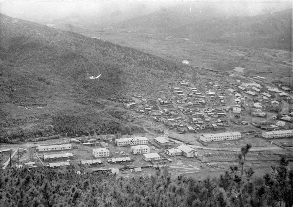 Посёлок имени Гастелло.