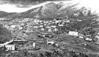 Поселок Матросова. Вид на Средний посёлок.