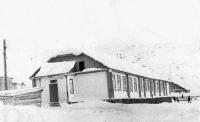 Начальная школа поселка имени Матросова.