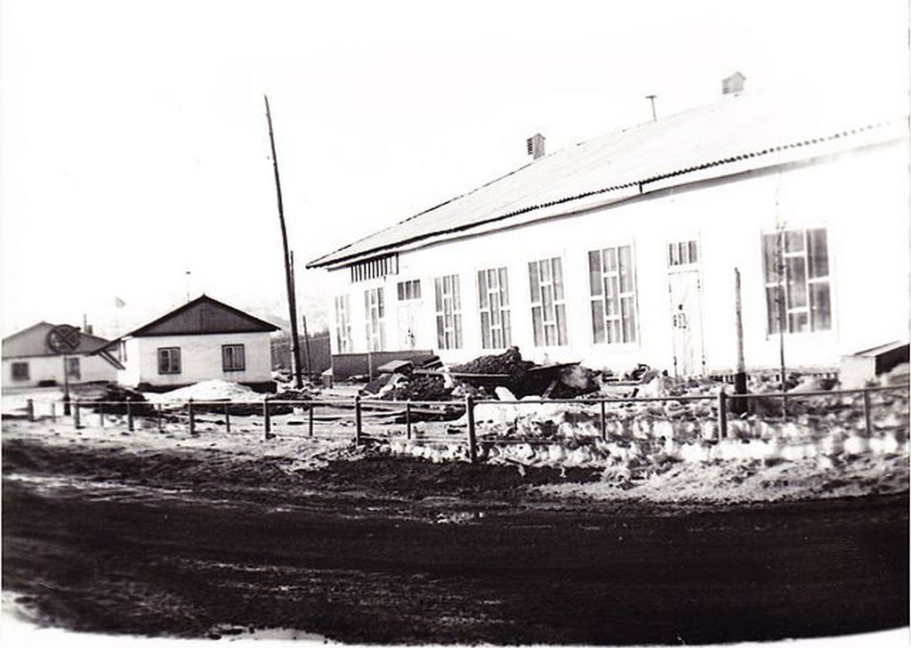 Поселок Нелькоба.