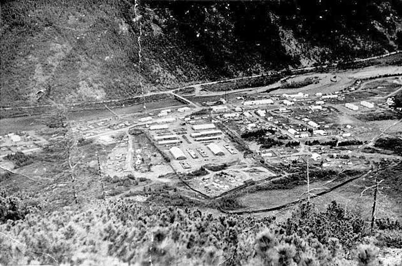 Посёлок Нелькоба. 70-е годы ХХ-го века.