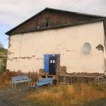 Омчак. Старая поликлиника. Автор фото: Евгения Ильенкова