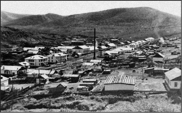 Прииск «Дальний», поселок имени Марии Расковой. Вторая половина 70-х годов XX века