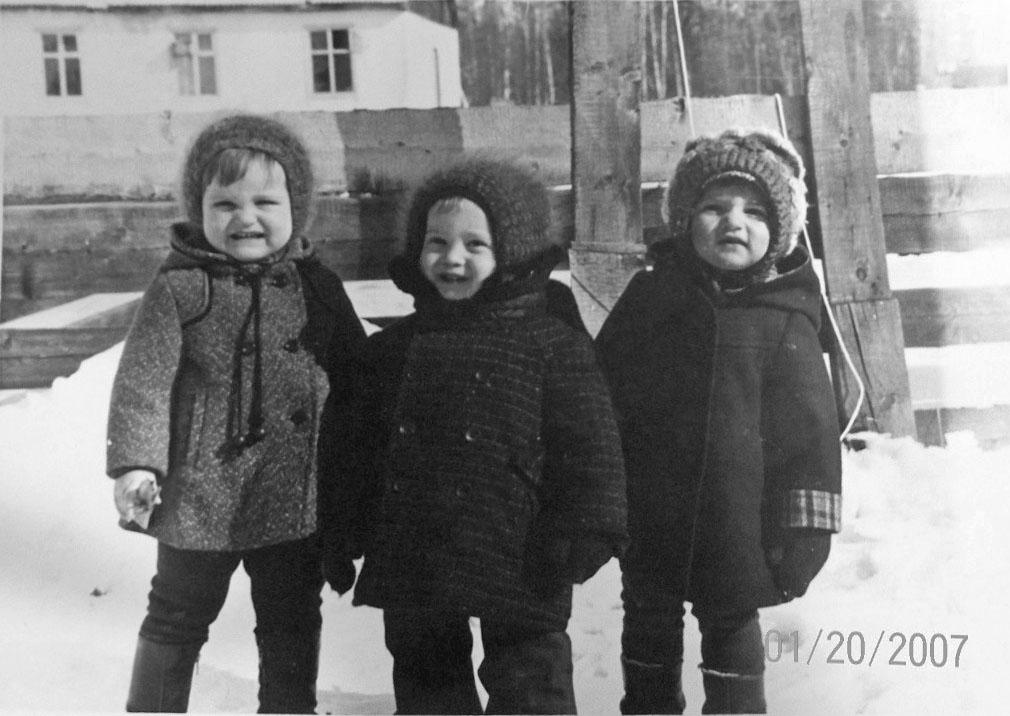 Рождённые в поселке Яна.