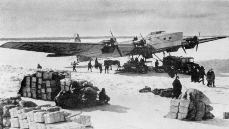 Под маркой Г-2 (грузовой-второй) машины АНТ-6 много лет эксплуатировались на линиях гражданской авиации.