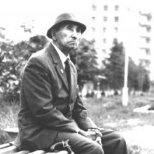 А.А. Кочеров 1968 г.