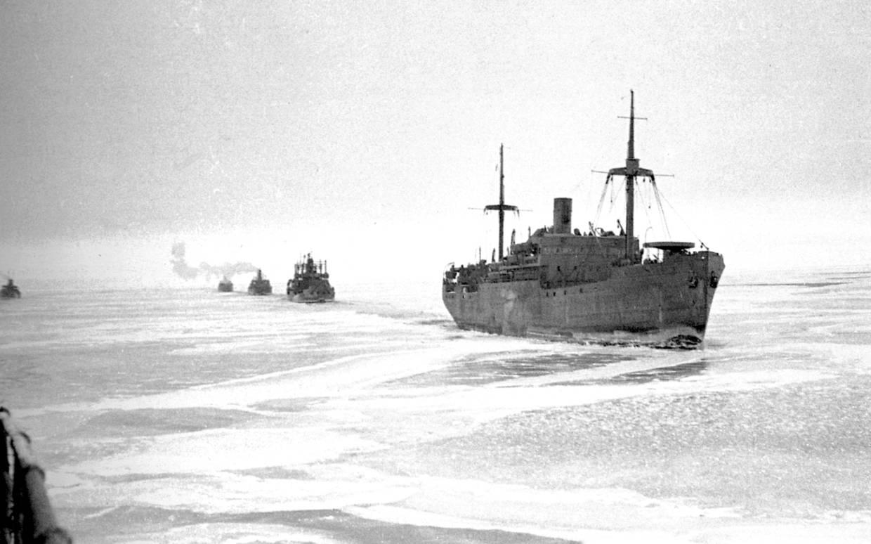 Ленд-лиз. Арктические конвои Второй мировой войны.