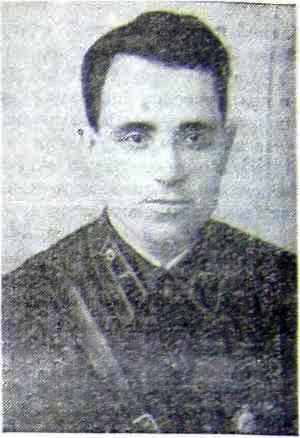 В боях с захватчиками в Эстонии отличился пограничник капитан М.Ф. Пастернак, который возглавлял истребительный батальон уезда Вильянди, а затем командовал первым эстонским полком, оборонявшим Таллин.